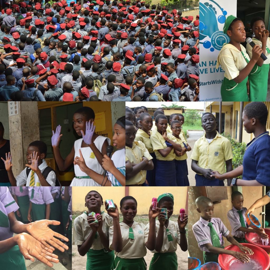 #ItStartsWithMe School Visits 2